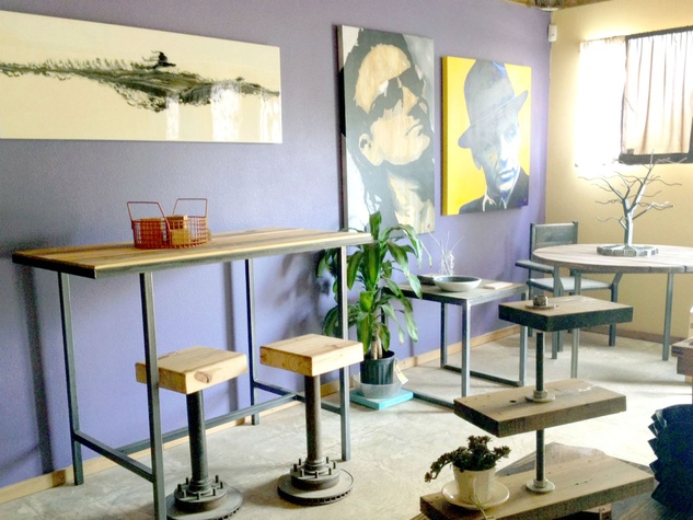 Fort Worth Store Feeds Demand For Funky Upcycled Home Decor Culturemap Fort Worth
