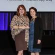 News, National Philanthropy Day Awards, Dec. 2015, Joni Baird, Gini Mithoff