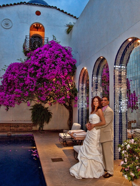 Wonderful Weddings, Debra and David, February 2013, Puerto Vallarta