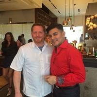 Ryan Hildebrand and Edward Sanchez at Triniti
