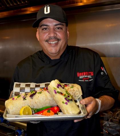 Uberrito burrito