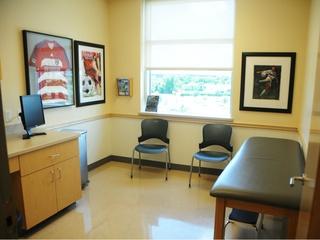 TSRHC Exam Room