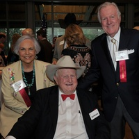 Texas Historical Foundation Star of Texas Awards 2017John Tillotson Sylvia Red McCombs