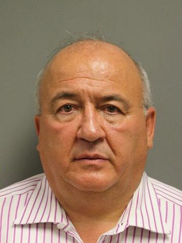 Joseph Andolino, Halliburton, arrested, prostitution, October 2012