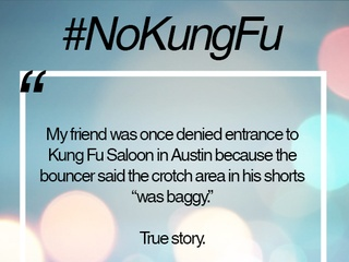 Allegations of racism at Kung Fu Saloon