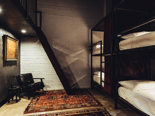 Native Hostel interior