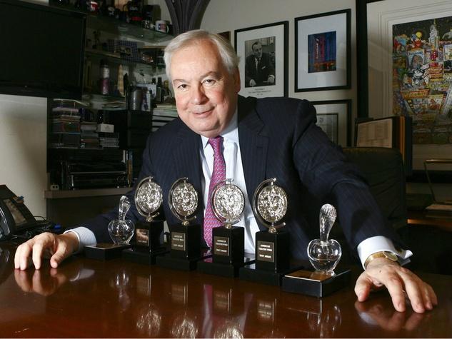 Michael Jenkins, former Dallas Summer Musicals president