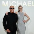 Michael Kors and Jaime King at launch of Michael Kors Gold fragrance