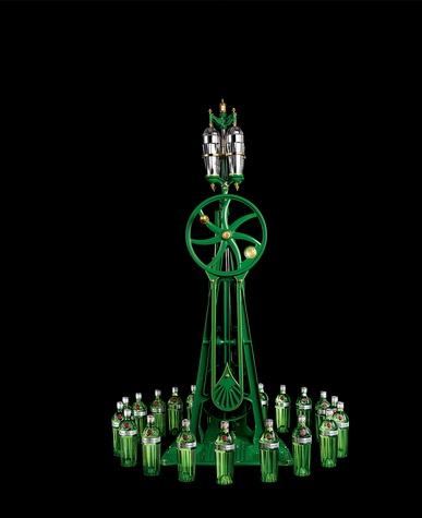 Tanqueray No. Ten Imperial Shaker, Neiman Marcus Christmas Book