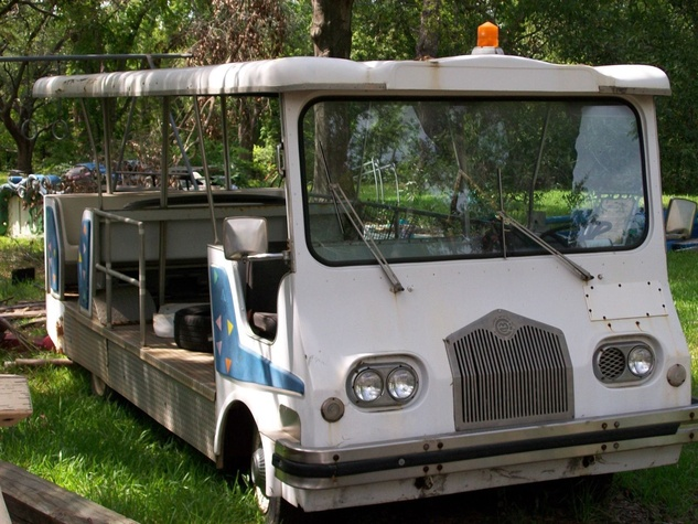 Astroworld Houston Texas Tram eBay March 2015