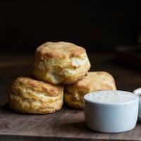 Fixe restaurant biscuits