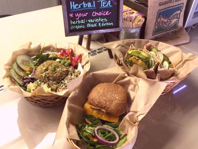 Healthy Hippie Cafe