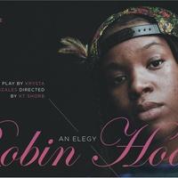 Robin Hood an Elegy