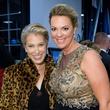 Lindsey Honari and Angela Fowler at Halo House Gala