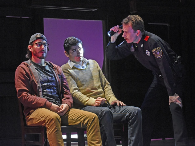 Dallas Theater Center presents Deferred Action