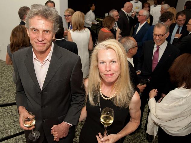 News_MFAH Turrell dinner_May 2012_Joseph Havel_Lisa Ludwig