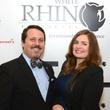 199 Brandt Jordan and Sonia Guimbellot at the Red Carpet Soiree November 2014