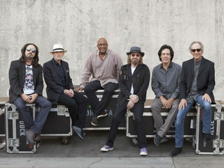 Tom Petty and the Heartbreakers in concert