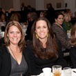 Amy Greenwood, from left, Jessica Inoff and Elizabeth Dukes at Bo's Place luncheon February 2014