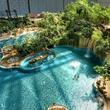 Tropical Islands resort interior