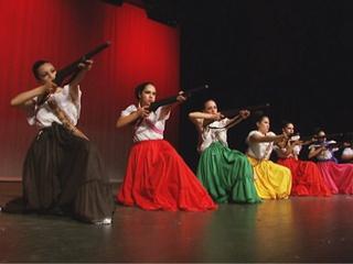 Austin High Ballet Folklórico Revolution