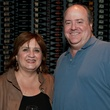 Veletta Lill and Lee Pappert at CultureMap Dallas launch party