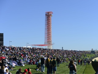 Austin Photo: News_kevin_Kenny Chesney__January 2013_COTA tower