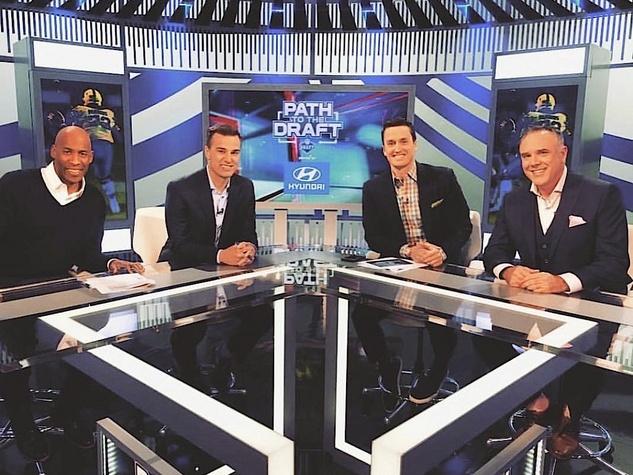 Houston, Lance Zierlein quits SportsTalk 790, July 2017, Bucky Brooks, Daniel Jeremiah, Rhett Lewis, Lance Zierlein