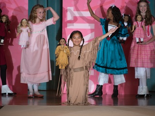 HITS Theatre's 19th Annual American Girl Fashion Show