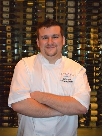 Fairmont chef de cuisine Leigh Mills