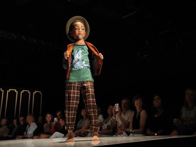 Austin Fashion Week 2014 Designer All Stars Runway Show La Miniatura Jeffrey Sebelia