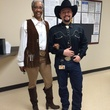 Go Texan Day February 2014 HCC employees
