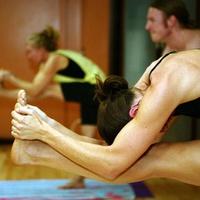 Austin Photo Set: News_Aimee_60 day bikram yoga_jan 2012_pose