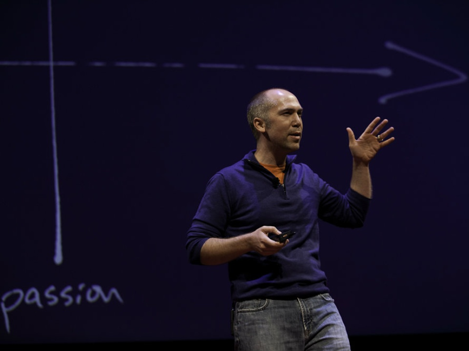 TEDxSMU speaker Dan Goods