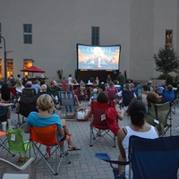 Movie Nite on the Strand presented by Mitchell Historic Properties