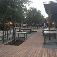Pub Fiction patio
