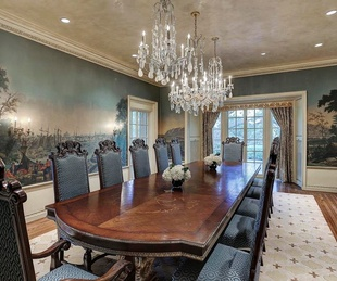 2 Longfellow Lane dining room