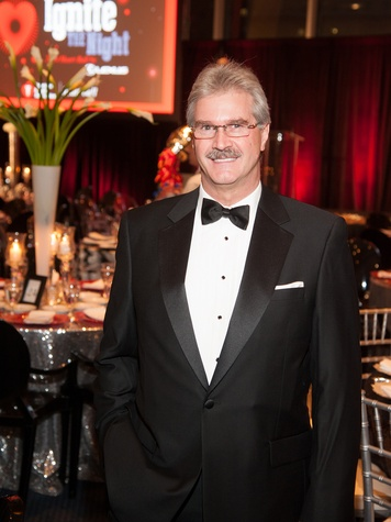 21 Dr. Igor Gregoric at Heart Ball February 2014