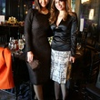 Saks Fifth Avenue Donna Karan Ambassadors party, November 2012, Gabriela Dror, Karina Barbieri