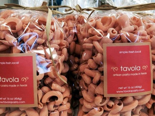 Houston, sustainable holiday gift guide, Tavola pasta