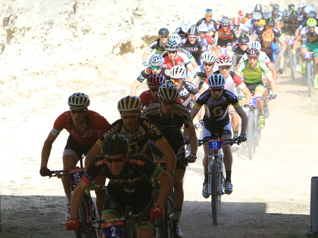 Elite men riders in USA Cycling