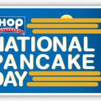 Austin Photo Set: Events_IHOP National Pancake Day_Various_Feb 2013