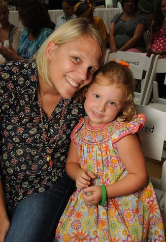News, Shelby, MD Anderson Children's Fashions, August, 2014, Quinn Franklin and Susanna Lane Fegen