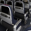 American Airlines, seats, chairs, airplane