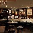 Bar/lounge at Dragonfly restaurant at Hotel ZaZa Dallas