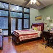 On the Market 12020 Tall Oaks St. Frank Lloyd Wright house July 2014 bed2
