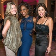 20 NAME, from left, Vanessa Sobers and Ericka Bagwell at the Children's Museum Gala October 2014
