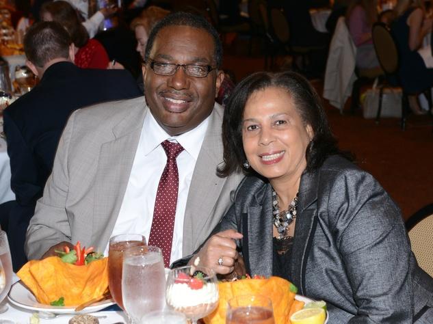 Senator Royce West, Carol West, Appetite For Advocacy