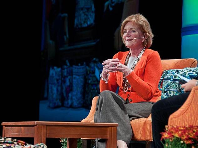 News_Texas Conference for Women_Barbara Bradley Baekgaard