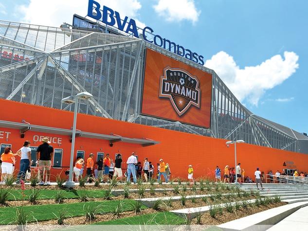 02 ULI Houston development project winners 2014 December 2013 Finalist BBVA Compass Stadium
